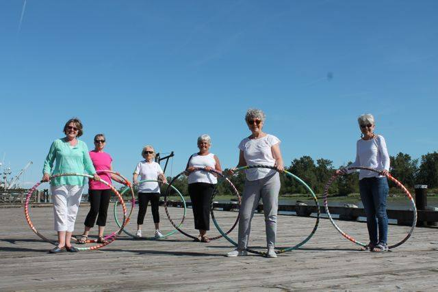 FREE PROGRAM: Hoopla Yoga on the Dock